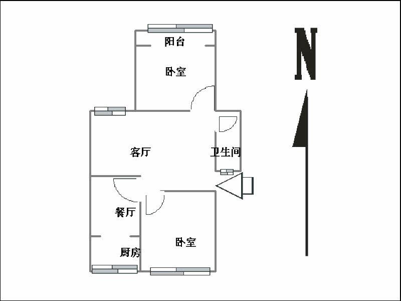 秦都区 5号院新楼